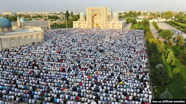 Image result for ташкент молитва мусульман