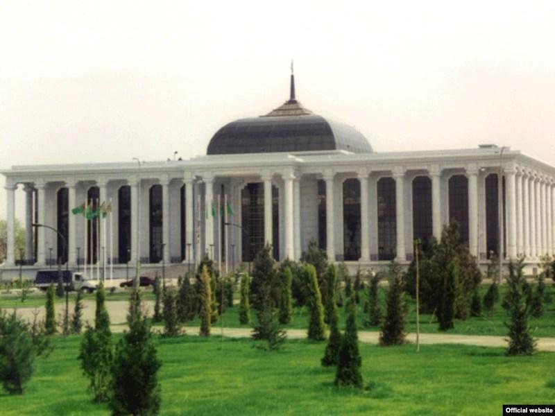 Il Parlamento turkmeno