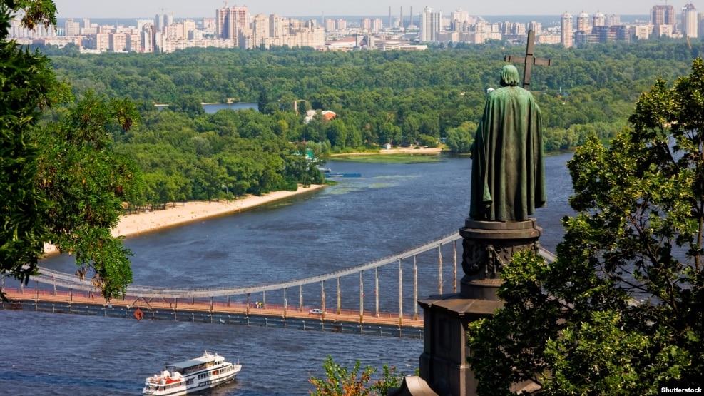 Пам'ятник Великому князю Київському Володимиру в Києві