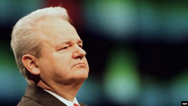 Slobodan Milošević na kongresu SPS 2000. godine