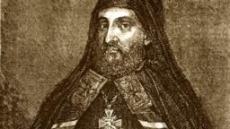 Мелетій Смотрицький (близько 1577–1633) – український вчений, письменник, мовознавець. Його праці вплинули на розвиток східнослов'янських мов. Автор «Граматики слов'янської» (1619), що систематизувала церковнослов'янську мову