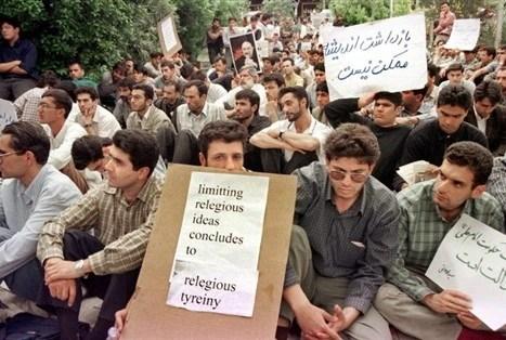 Iranische Studentenproteste von 1999