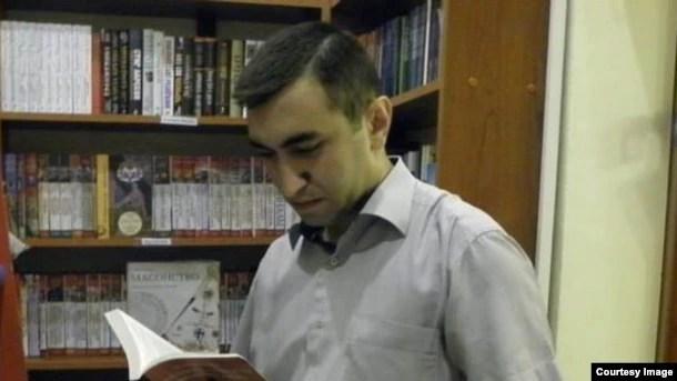 Araşdırmaçı yazar Elnur M. Bədəlov.