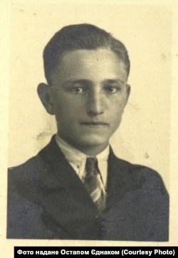 Мирослав Ясиновський, 1938 рік