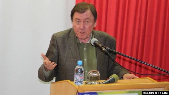 Akt samoubistva: Miodrag Živanović