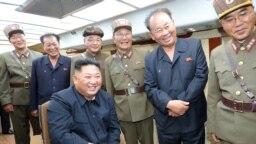 El sábado, Corea del Norte realizó su quito lanzamiento de misiles balísticos en poco más de dos semanas, y el séptimo en los últimos dos meses.