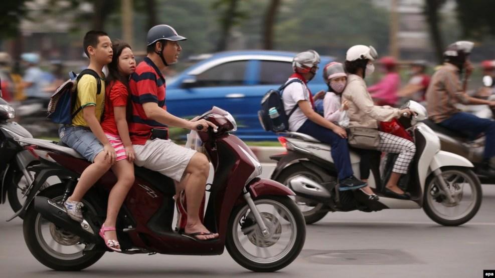 Theo thống kê GDP Việt Nam trong suốt những năm từ sau 1975 đến nay, thu nhập bình quân đầu người của Việt Nam tăng liên tục.