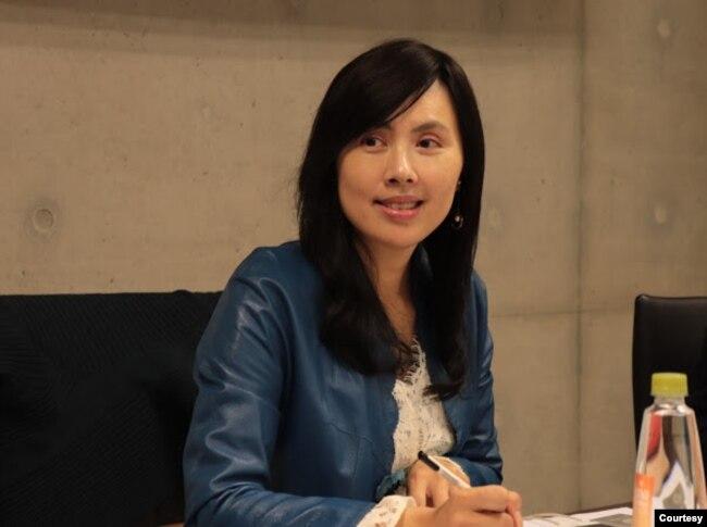 台湾大学新闻研究所教授王泰俐(照片提供:王泰俐)