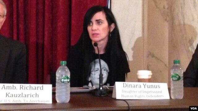 Dinara Yunus