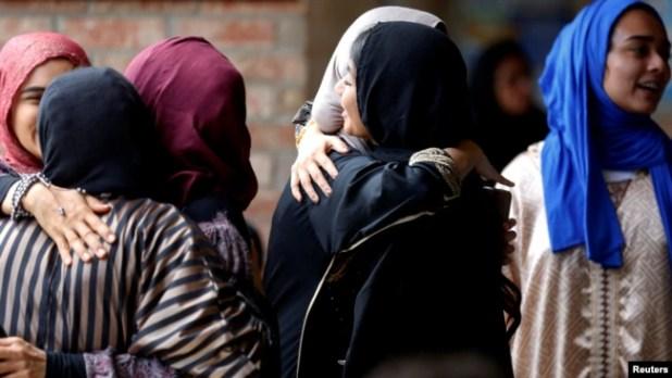 Warga muslim di Texas.