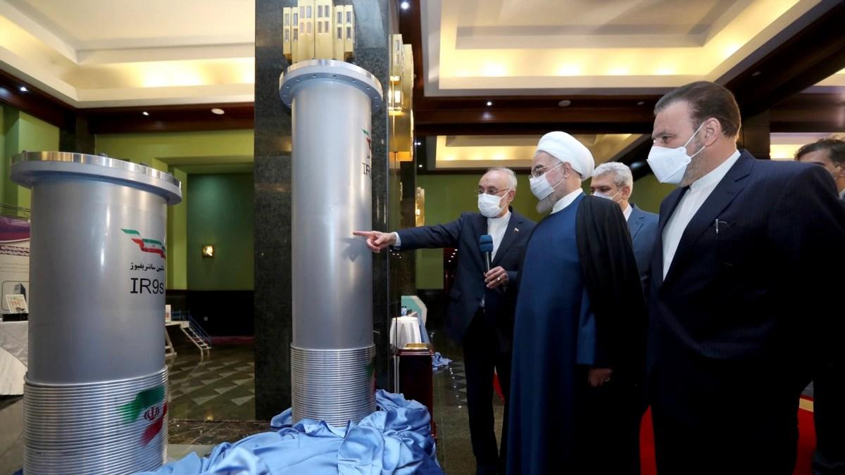 AS Cabut Sanksi Terhadap Mantan Pejabat Iran