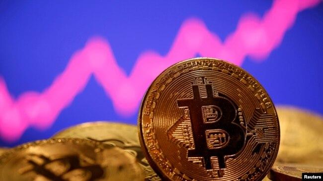 比特币币值近期因特斯拉等投入巨资币值大涨。