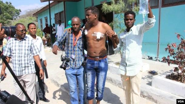 Mohamed Abdiwahab sawir qaade AFP