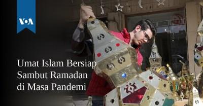 Umat Islam Bersiap Sambut Ramadan di Masa Pandemi