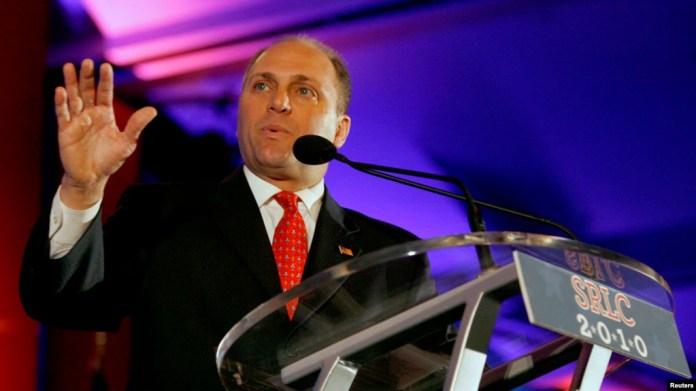 Legislador de Luisiana Steve Scalice fue sometido a una tercera cirugía el jueves.