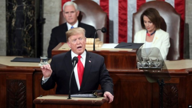 Image result for trump union address