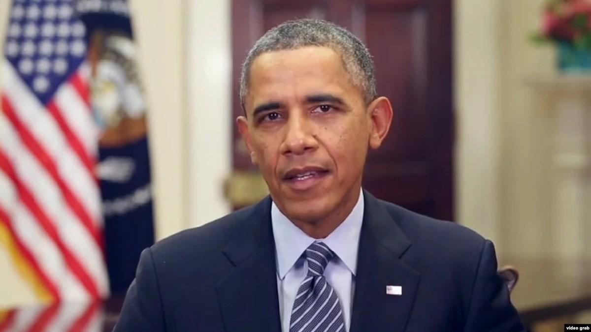 奧巴馬敦促國會通過最低時薪法案