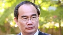 Tân Chủ tịch Ủy ban trung ương Mặt trận Tổ quốc Việt Nam Nguyễn Thiện Nhân.