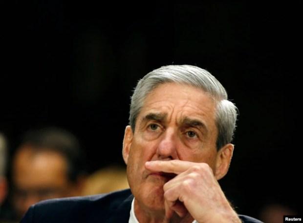 El fiscal especial Robert Mueller busca entrevistar al presidente Donald Trump.