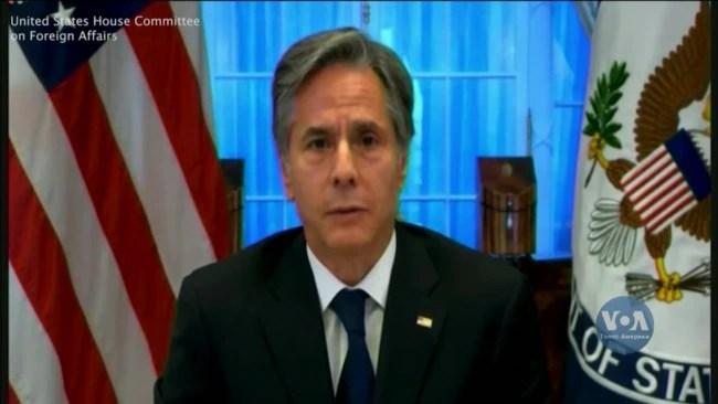 Конгресмен Фіцпатрік попросив Держсекретаря запевнити Конгрес, що США будуть виконувати свої обіцянки щодо підтримки України. Відео