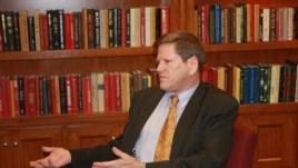Ông Phil Robertson, Phó giám đốc phụ trách khu vực Châu Á thuộc Human Rights Watch