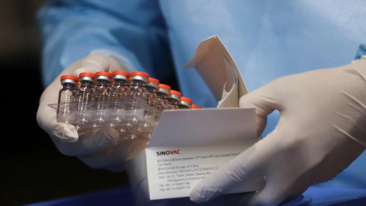 Regulator Uni Eropa Mulai Tinjau Vaksin Sinovac
