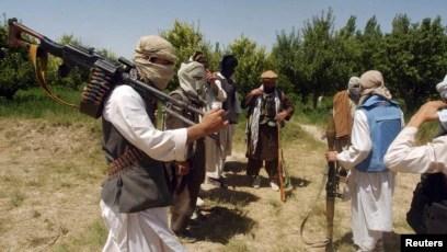 په افغانستان کې وسلوال طالبان.