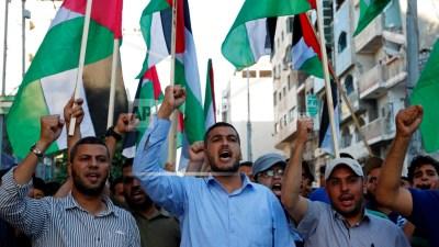 Pawai Kelompok Ultra Nasionalis Ujian bagi Pemerintah BaruIsrael