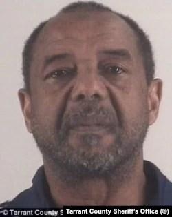 Mohamed Toure (Tarrant County Jail)