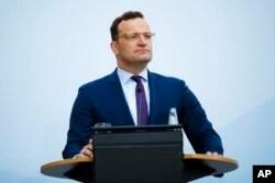Menteri Kesehatan Jerman, Jens Spahn. (Foto: dok).