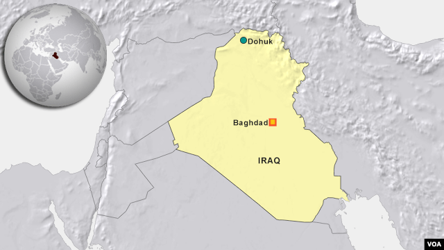 Dohuk, Iraq
