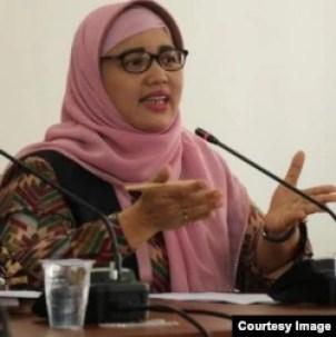 Keterangan foto: Komisi Perlindungan Anak Indonesia (KPAI), Retno Listyarti. (Courtesy: KPAI)