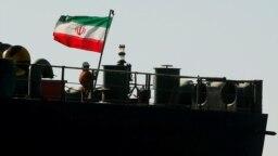 El petrolero iraní estuvo detenido por un mes en el territorio británico de ultramar por presuntamente tratar de quebrantar las sanciones de la Unión Europea contra Siria.