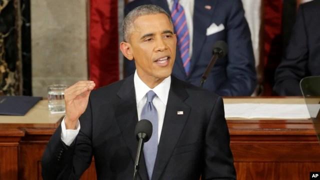 Tổng thống Obama nói với người dân Mỹ rằng sự chấn hưng kinh tế của Hoa Kỳ là có thật trong bài diễn văn về Tình trạng Liên bang.