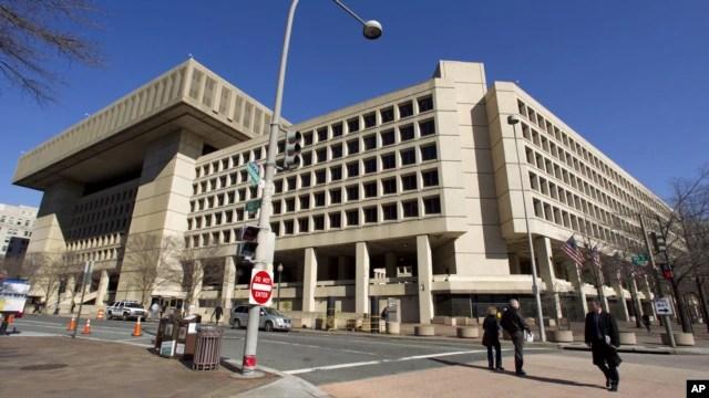 Trụ sở FBI tại Washington