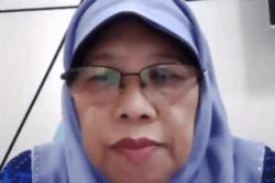Guru Besar Hukum UII Yogyakarta, Prof Ni'matul Huda, dalam tangkapan layar.