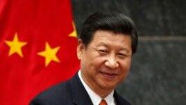 Chủ tịch nước Trung Quốc Tập Cận Bình.