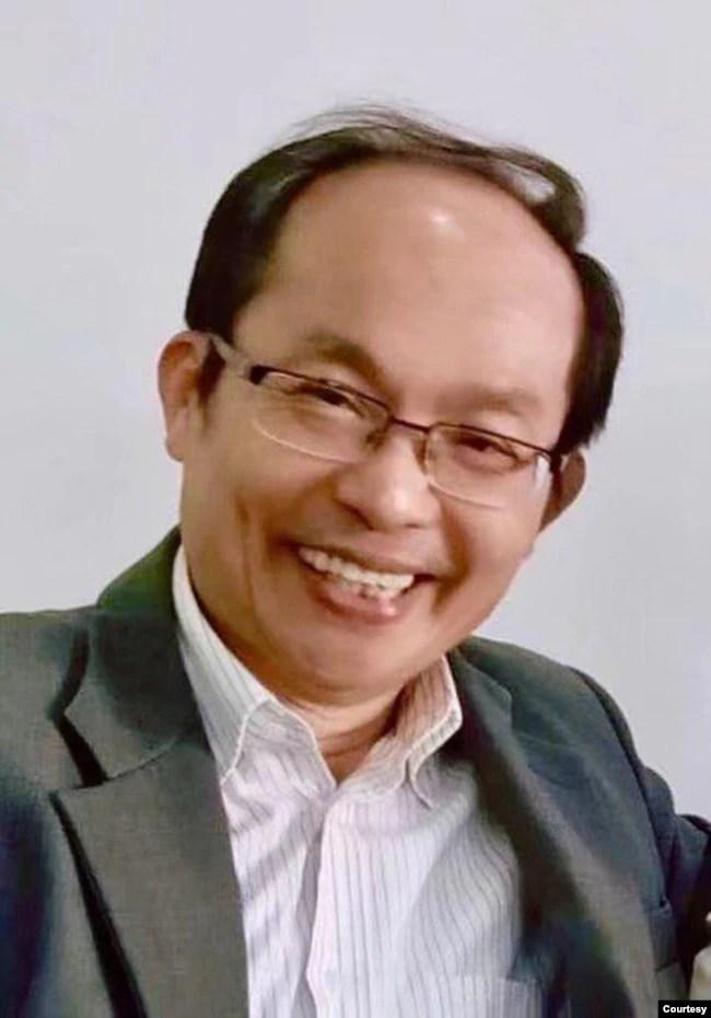 澳大利亚悉尼科技大学中国学副教授冯崇义(冯崇义提供)