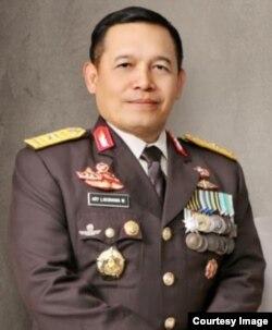 Ary Laksamana Widjaja, Atase Kepolisian di KBRI Washington DC (dok. pribadi).