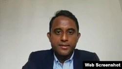 Nawab Osman, Kepala Bidang Konter Terorisme Facebook Singapura (VOA)
