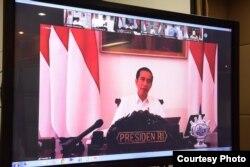 Presiden RI Joko Widodo. (Foto courtesy: ekon.go.id)