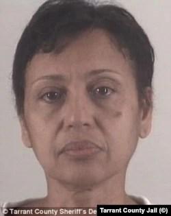 Denise Cros-Toure (Tarrant County Jail)
