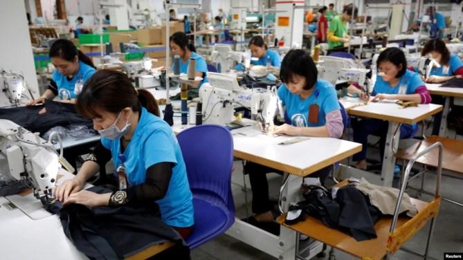 Lao động Việt Nam hiện rẻ hơn lao động Trung Quốc