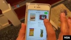COVID-19 Mendongkrak Belanja Bahan Makanan Online (Foto: dok).