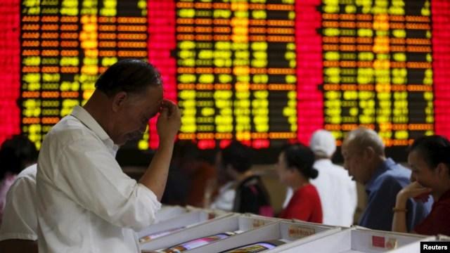 Vấn đề lớn nhất ở thị trường chứng khoán Trung Quốc ngay lúc này là chỉ có người bán mà không có người mua.