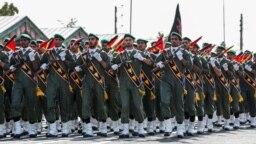 La Guardia Revolucionaria de Irán fue fundada en abril de 1979 por el ayatolá Ruhollah Jomeini.