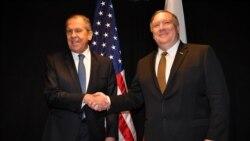 VOA: Pompeo y Lavrov se reunirán semana próxima por situación en Venezuela