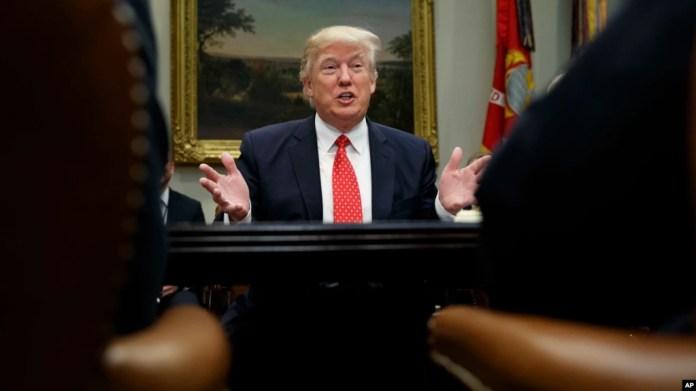 El presidente está convencido de que el decreto migratorio es necesario para la seguridad de Estados Unidos.