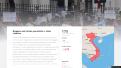 RSF xếp hạng Việt Nam thứ 175 trong số 180 quốc gia về tự do báo chí năm 2018. (Ảnh: RSF.org)