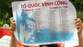 vietnam china protest